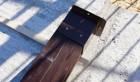 Изготовление деревянных конструкций - монтаж шаг 1