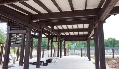 Изготовление деревянных конструкций - монтаж шаг 5