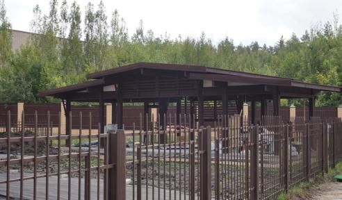 Изготовление деревянных конструкций - монтаж шаг 6
